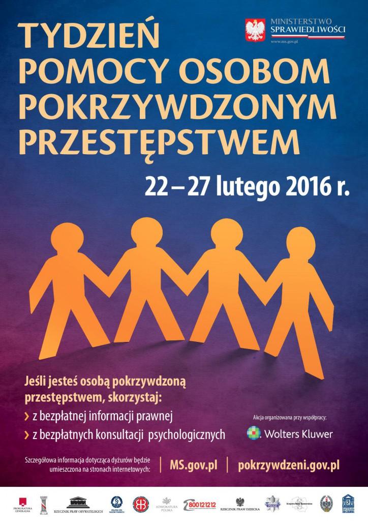 plakat pokrzywdzeni 2016